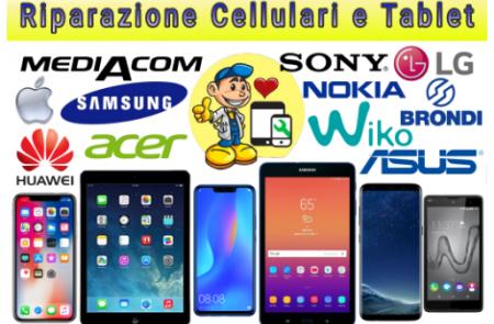 Riparazione Cellulari e Tablet
